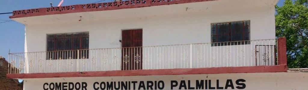 Comedor Comunitario de Palmillas, brinda un servicio de calidad.