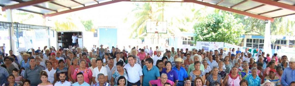 Llevan a Teacapán la Feria de Apoyos y Servicios para los adultos mayores