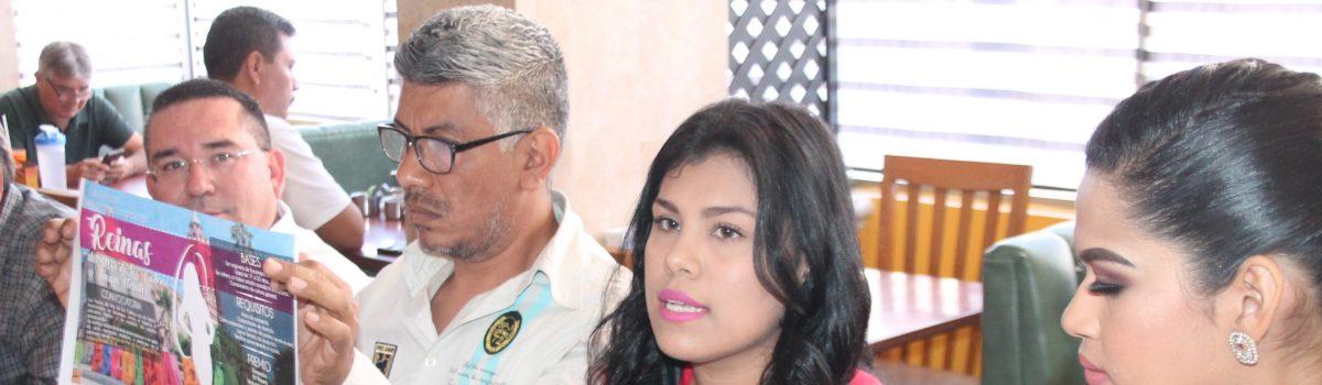 Presentan convocatoria para Reina de Las Cabras y Rey Playero.