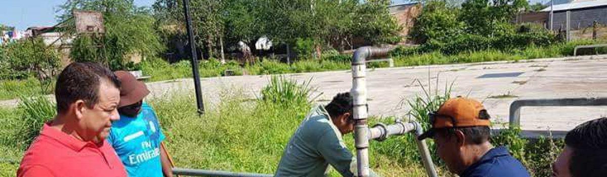 La falta de lluvias afecta en el abasto del agua potable