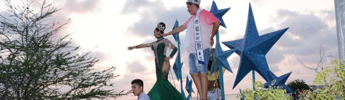 Con desfile de Carros Alegóricos y música en vivo finalizan Fiestas del Marino 2018