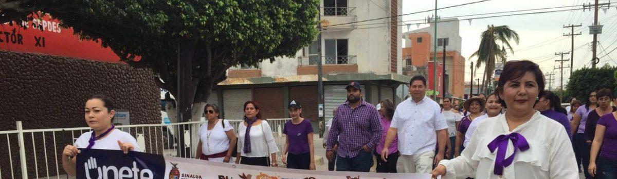 EXHORTA ALCALDE EVITAR ACTOS DE VIOLENCIA CONTRA LAS ESCUINAPENSES