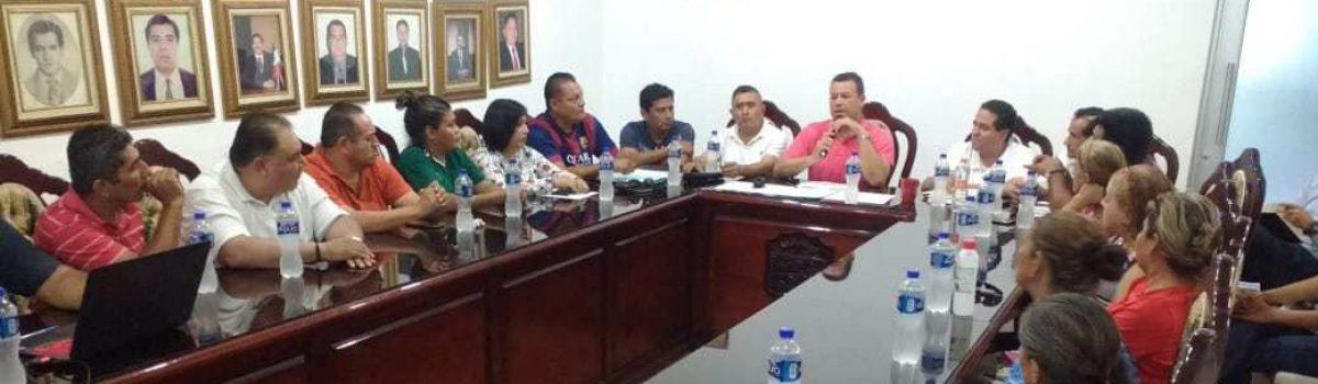Locatarios ratifican su interés en la remodelación del mercado