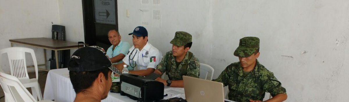 Inicia segunda etapa de la Campaña de Donación y Registro de Armas de Fuesgo