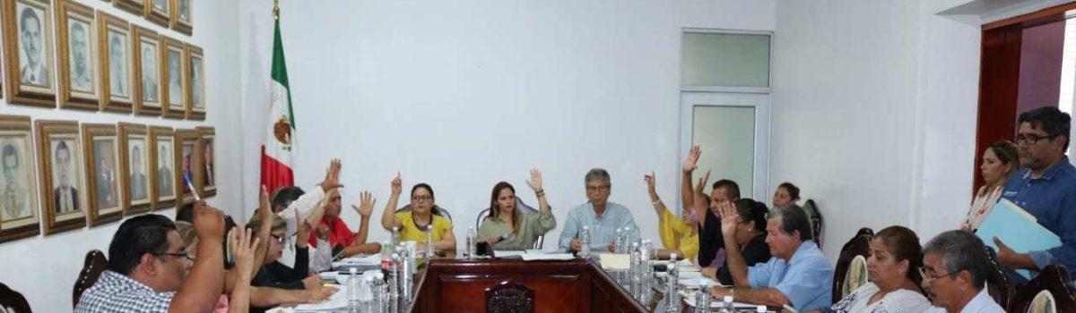 Aprueba cabildo donación en favor del municipio del terreno para albergue y guardería en Teacapán.