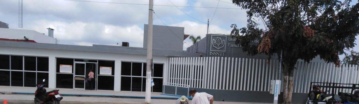 Continúan pintados de topes y guarniciones en la Ciudad