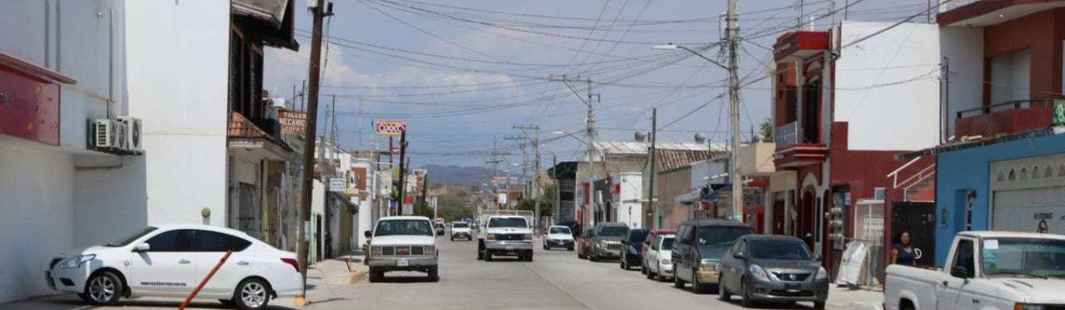 Reabren Circulación de la calle Miguel Hidalgo