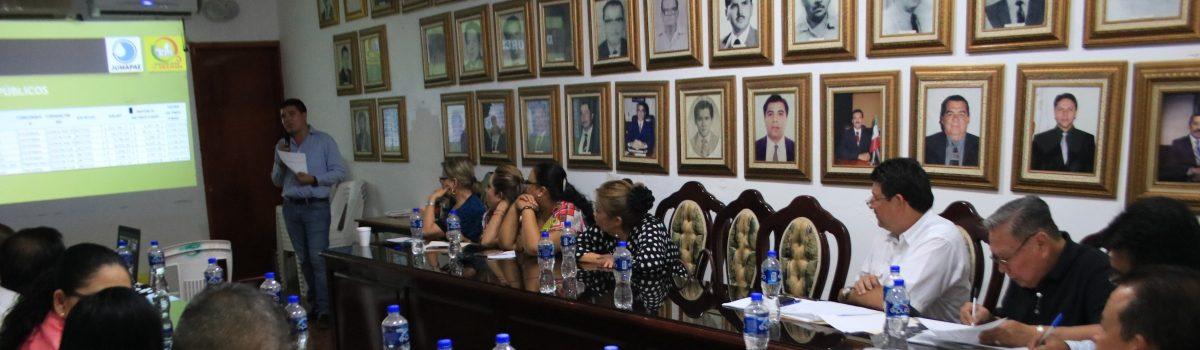CEAPAS resolverá el caso de pensión y sindicalizados de la JUMAPAE