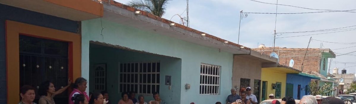 INSUS inicia levantamiento de cuestionario del Programa de Regularización de Asentamientos Humanos.