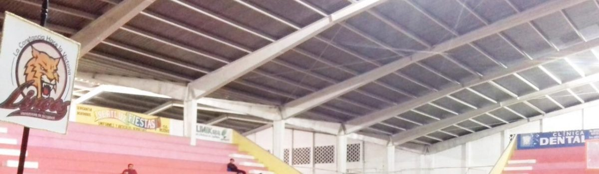 Inaugura Instituto Municipal del Deporte Escuinapense torneo de basquetbol femenil y varonil de segunda fuerza.