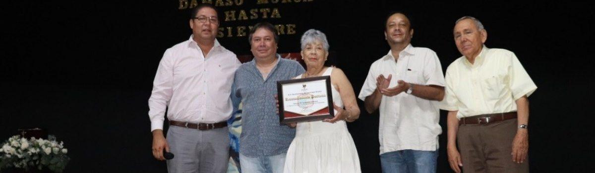 """Honor a quien honor merece"", Gobierno Municipal realiza homenaje póstumo al juglar sinaloense Dámaso Murúa Beltrán."