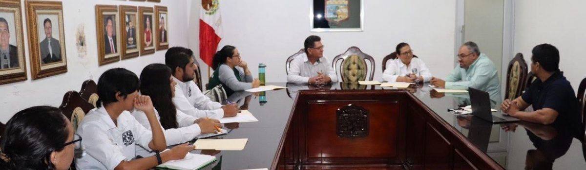 """Implementará gobierno municipal junto con académicos de la UNAM y sector salud programa de Talleres Comunitarios """"Gobernanza Participativa para el Manejo Sustentable del Acuífero Laguna Agua Grande""""."""