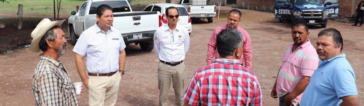 Prioriza gobierno Municipal obras para el sur de Sinaloa; destacan perforación de pozos, pavimentación, drenaje y tomas domiciliarias.
