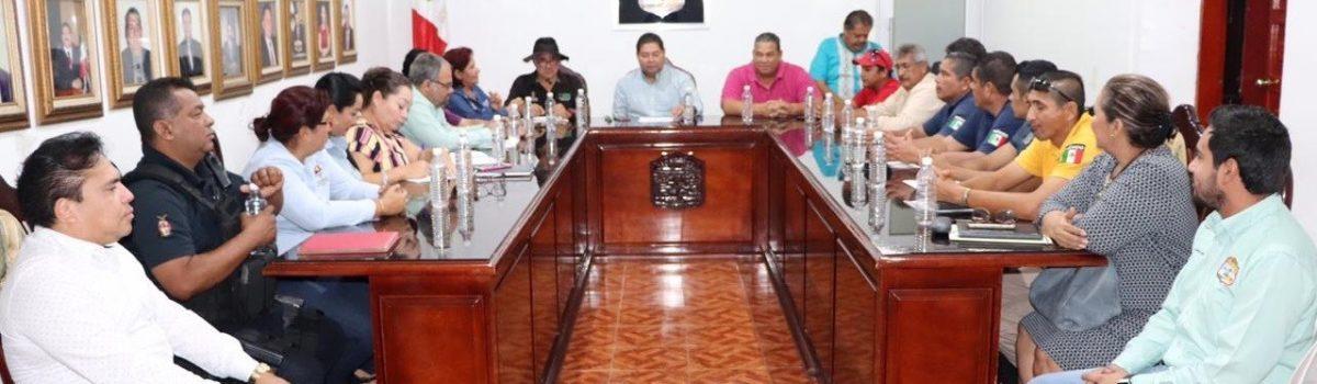 Apoyarán funcionarios y servidores públicos en maratón de 32 kilómetros de la municipalización de Escuinapa.