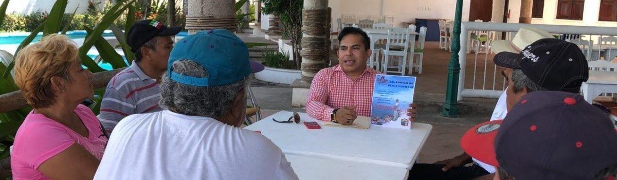 Invita Turismo a participar en el Segundo Torneo Familiar de Pesca 2019; Teacapán será sede del torneo de pesca.