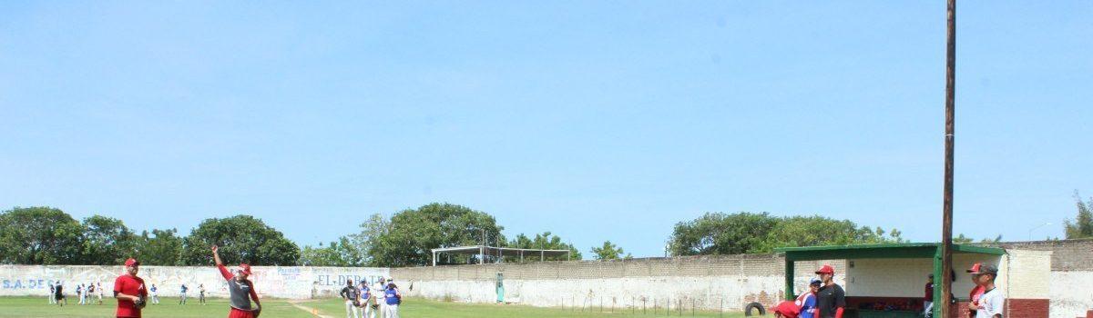 ¿Quien representará a la zona sur de Sinaloa en la Olimpiada Estatal de Beísbol?