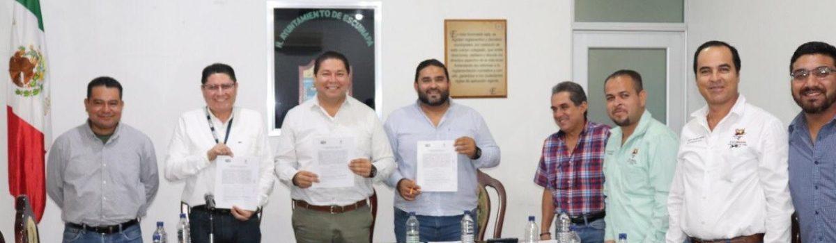 Toma protesta comité municipal para el censo de población del INEGI en el 2020.