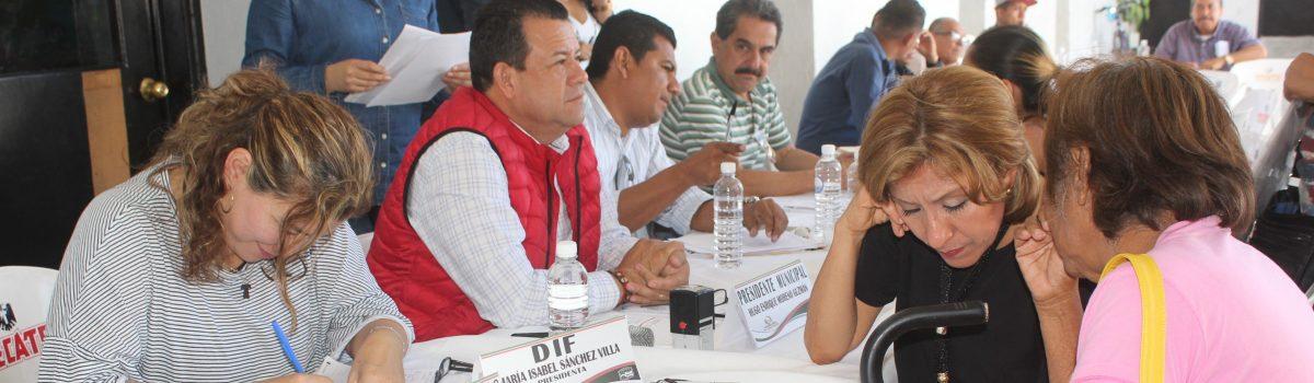 """Gobierno Municipal da seguimiento a quejas y denuncias de """"Miércoles Ciudadano"""""""