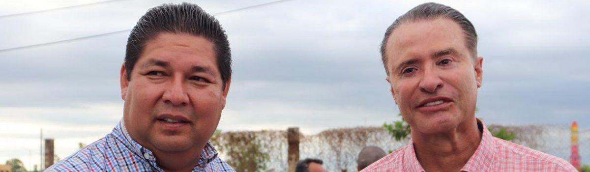 Invertirá gobierno del estado 5 millones de pesos en acueducto Baluarte- Teacapán.