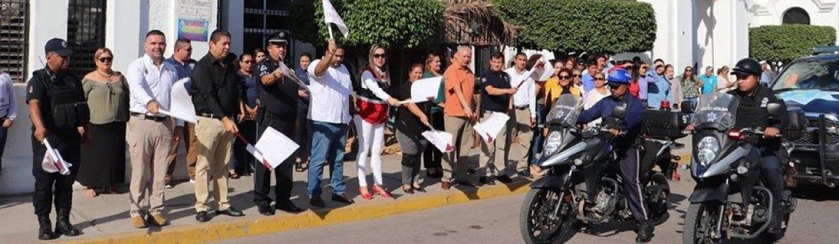 Saldo positivo el Operativo de Seguridad Guadalupe-Reyes en Escuinapa.