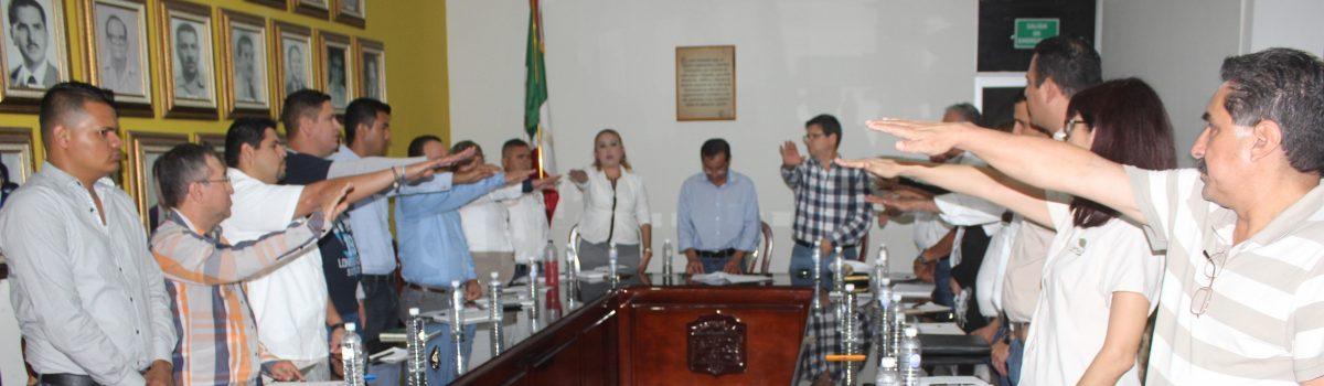 Instalan el Comité para el Manejo Sustentable de la Zona Federal Marítimo Terrestre en Escuinapa