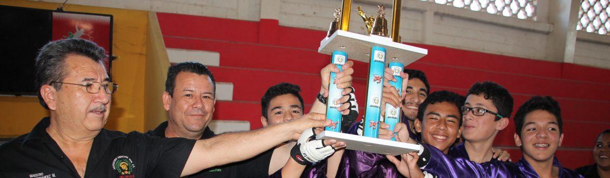 Realizan la 12 ava Copa Regional de Taekwondo.