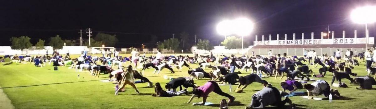 Regresa RETO 21 con más fuerza; participan mas de 280 persona en el reto de crossfit.