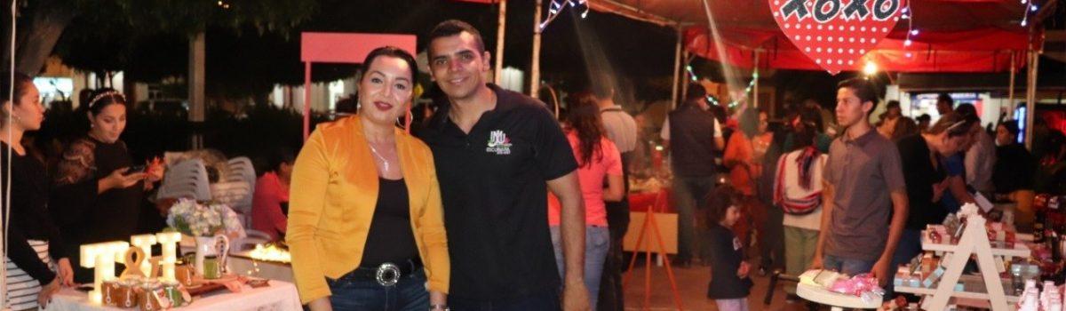 """Impulsa gobierno municipal a jóvenes escuinapenses sus productos en """"Empréndete"""" 2020."""