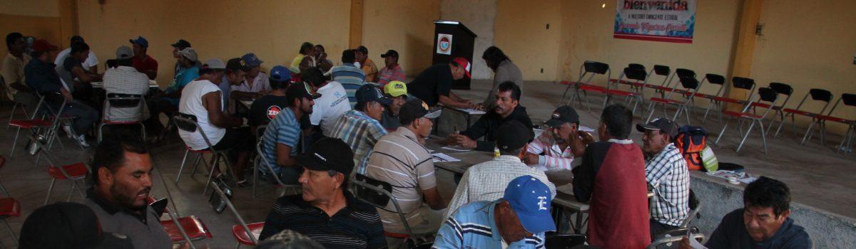 Un total de 222 pescadores se benefician con Propesca