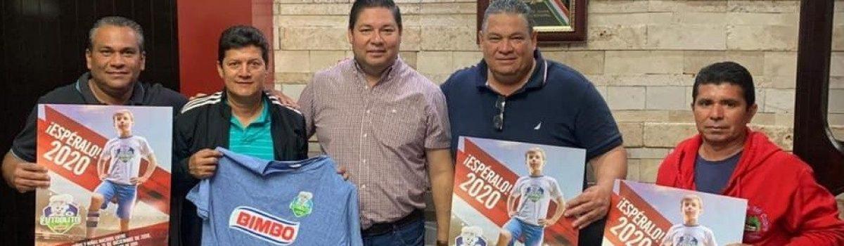 Viene segunda edición de Futbolito Bimbo a Escuinapa.