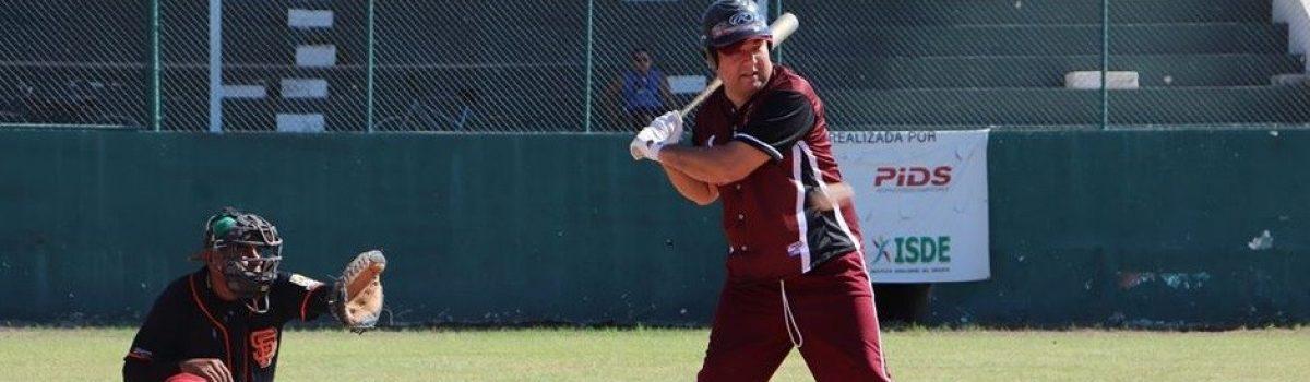 Empatan Paludismo y Ayuntamiento en juego de béisbol 11-11.