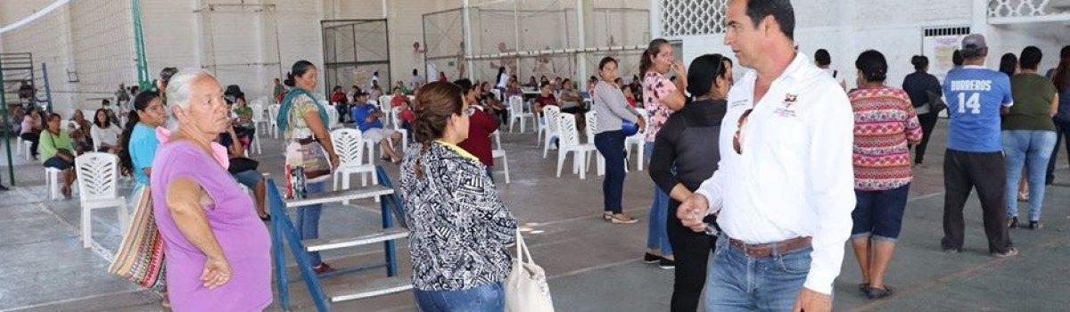 ENTREGA DE BECAS «BENITOS JUÁREZ».