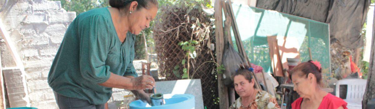 Mujeres artesanas de Palmillas reciben apoyo para iniciar a comerciar