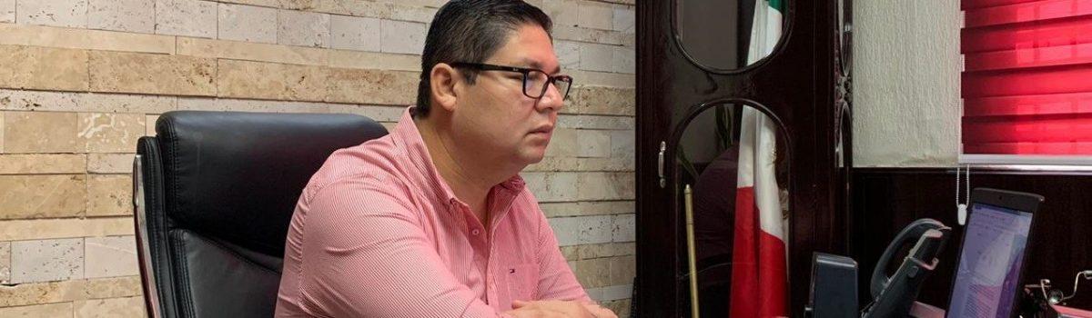 Alcalde de Escuinapa refuerza implementación del Programa de Ordenamiento Ecológico Local.