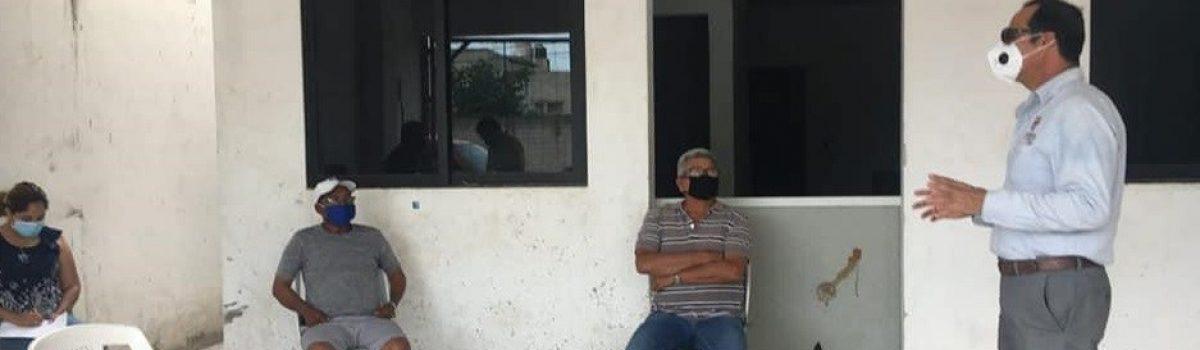 Bienestar Social toma protesta a comités de participación ciudadana para obras del FISE y FAIS.