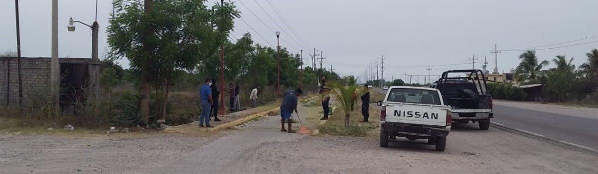 Policía municipal de Escuinapa detiene a 120 personas por infringir el Bando de Policía y Gobierno.