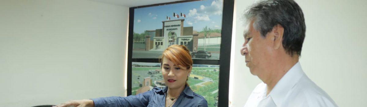 Nombran a Zayde Padilla nueva directora de Obras Públicas del H. Ayuntamiento.