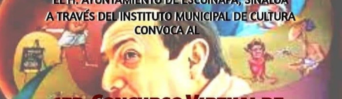 """Gobierno municipal llevará a cabo primer concurso virtual de cuenta cuentos """"Dámaso Murúa""""."""
