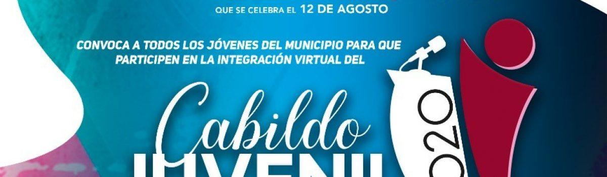 Gobierno de Escuinapa convoca a jóvenes a participar en el Primer Concurso Virtual Cabildo Juvenil 2020.