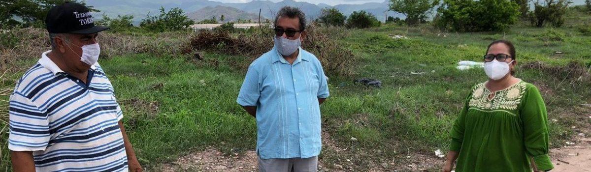 Gobierno municipal de Escuinapa protegerá zona arqueológica de Colinas de Contreras.