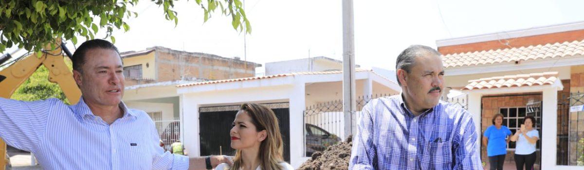 Anuncia gobernador paquete de obras por 90 millones de pesos para Escuinapa.