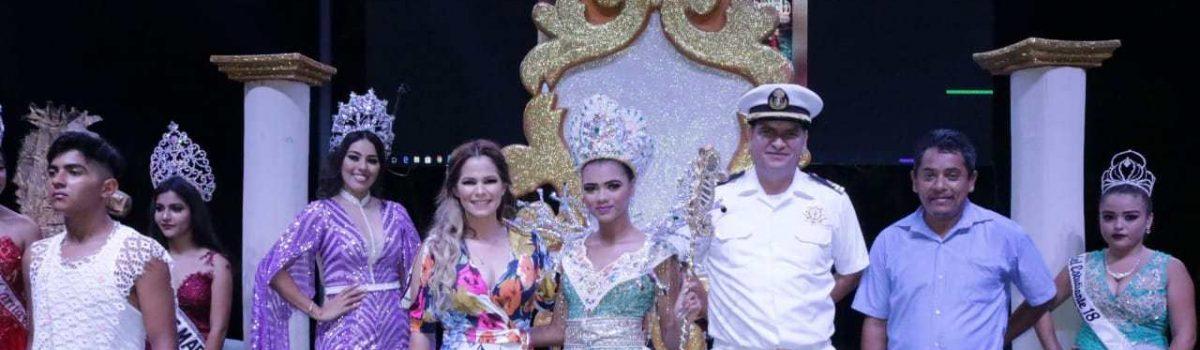 Nilda 1 es coronada como Reina de las Fiestas del Marino 2018