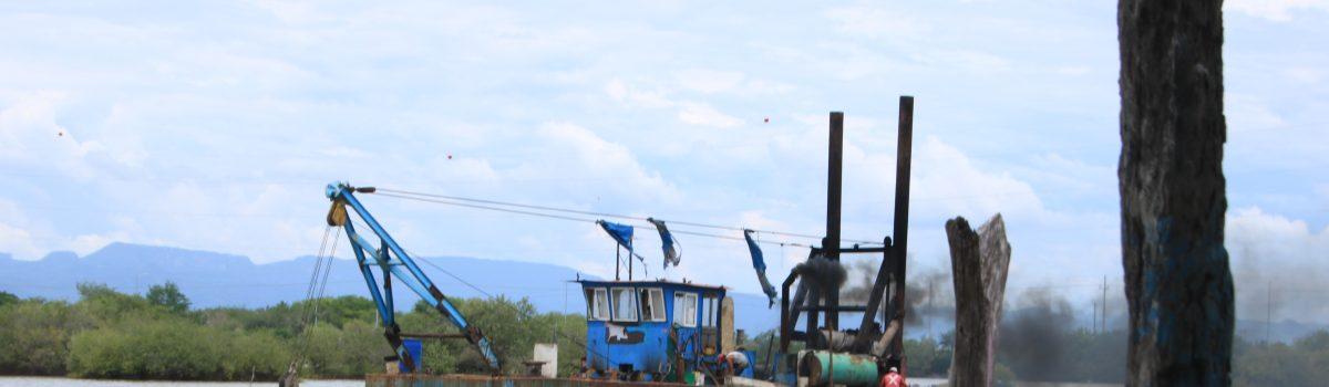 En una semana culmina el desazolve del canal, La Estacada-Las Cabras