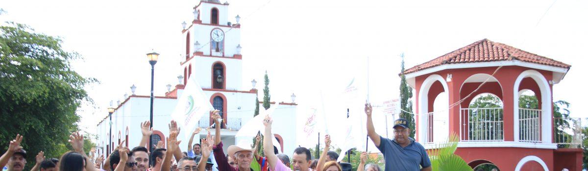 Mejoran imagen y servicios públicos en La Concha