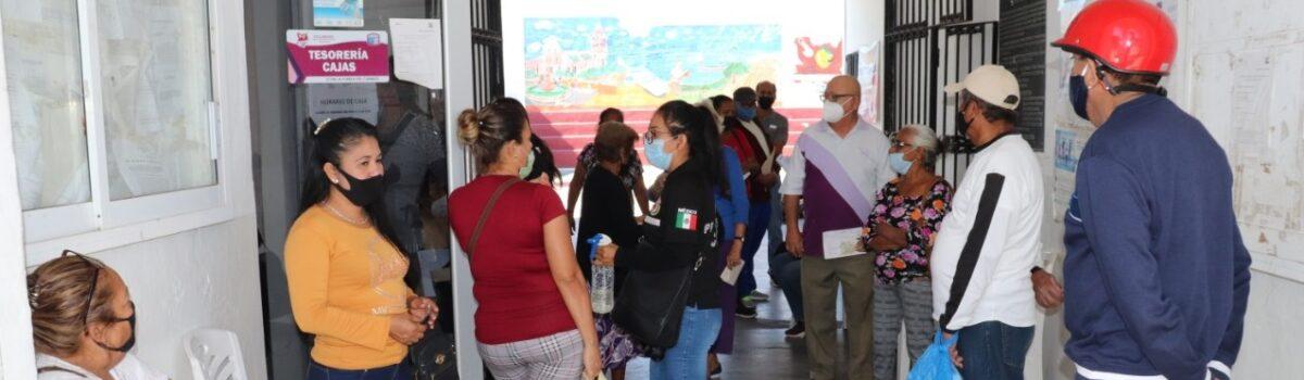 Invita Gobierno de Escuinapa a aprovechar descuentos en impuesto predial