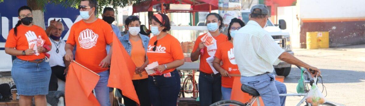 Gobierno municipal inicia con 16 días de activismo para erradicar violencia de género.