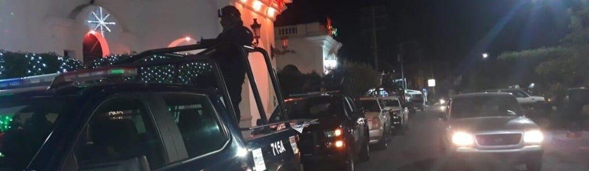Saldo blanco en operativo de seguridad los días 31 de diciembre y 1 de enero; DSPYTM.